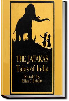 Jataka Tales by Ellen Babbitt
