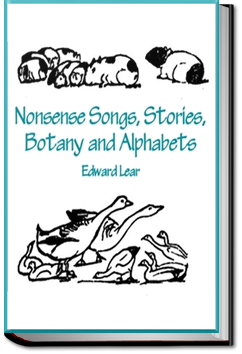 Nonsense Songs, Stories by Edward Lear