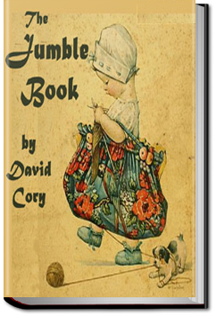 The Jumble Book by David Cory