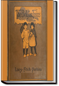 The Belgian Twins by Lucy Fitch Perkins