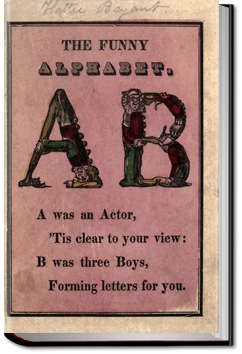 Funny Alphabet by Edward P. Cogger