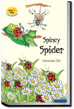 Spincy Spider by Pratham Books