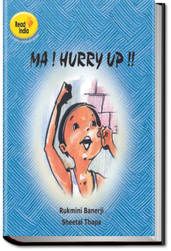 Ma! Hurry Up by Pratham Books