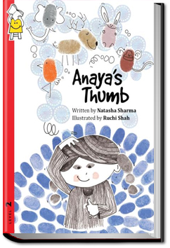 Anaya's Thumb by Pratham Books