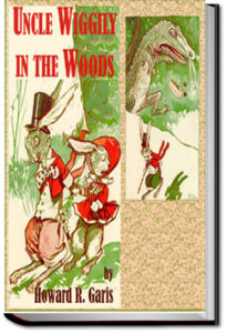 Uncle Wiggily in the Woods by Howard Roger Garis