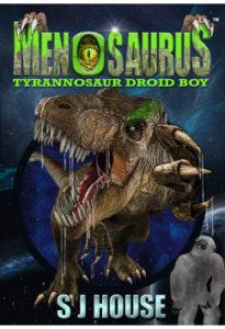 Menosaurus: Tyrannosaur Droid Boy by SJ House