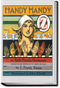 Handy Mandy in Oz by Ruth Plumly Thompson
