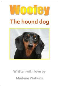 Woofey - the Hound Dog by Marlene Watkins