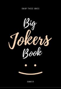 Big Jokers Book by Sumeet Pratap